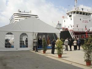 eventos inauguraciones primera piedra botadura barco estuarte 2