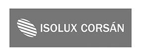 logotipo isolux corsan estuarte