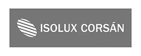 logotipo isolux corsan estuarte